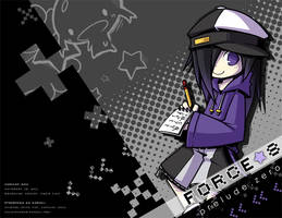FORCE-8 zero cover v2 by tomokii