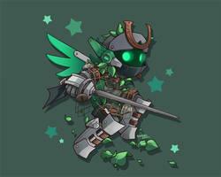 Spiral Knights - Hunter