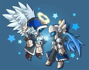 Spiral Knights - Divine Flower