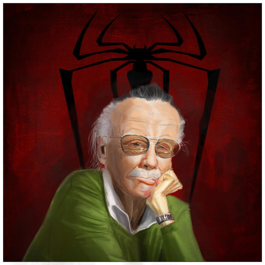 Stan Lee by keizler