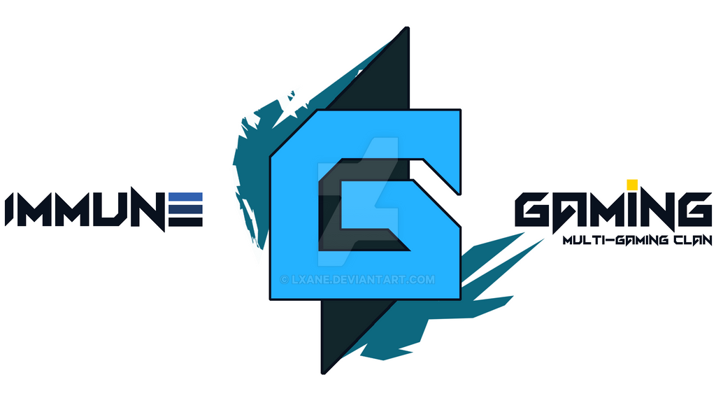 new gaming clan logo by lxane on deviantart