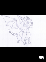 Spyro moving by acezx18