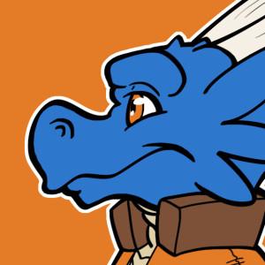The-BlueDragoon's Profile Picture