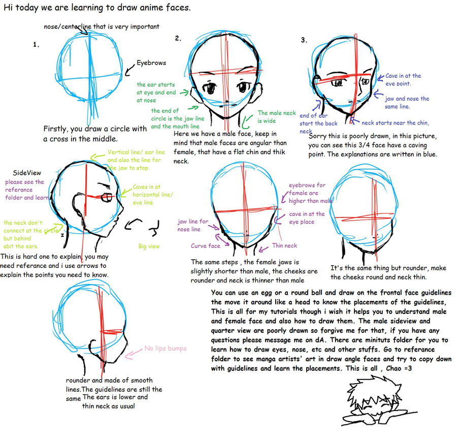 How to draw manga face by faithtale on deviantart how to draw manga face by faithtale ccuart Image collections