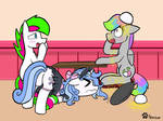 Hearts and Hooves Date Gone Wrong
