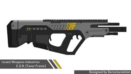 Electric Defense Rifle [Tavor Frame]