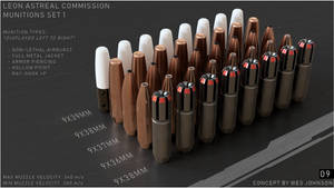 Interference Munition Tips