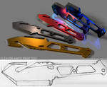 Cleaver Knife Concept *Freebie* by DeRezzurektion