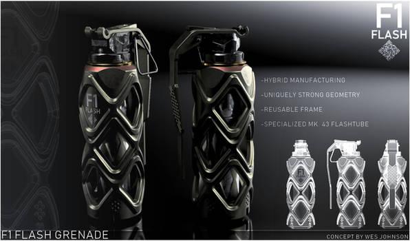 F1 Flash Grenade