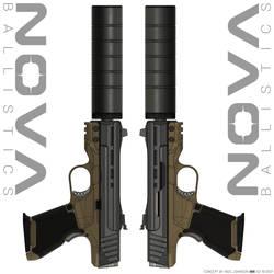Nova Ballistics - Tomcat (Rough Draft)
