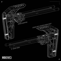 NSE Collapsible Stock Wireframes
