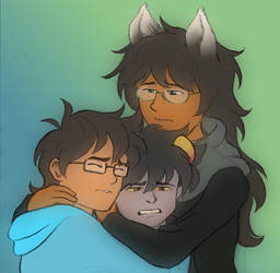 Homestuck Week: Day Two