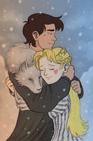 There must always be a Starco in Winterfell by Zorbonaut