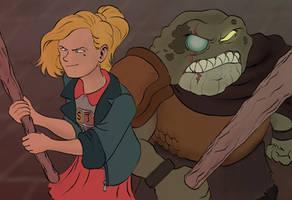 Sasha and Grime