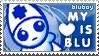 BluStamp: 02 - Zoe by bluBoyComics