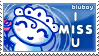 BluStamp: 03 - Whisper by bluBoyComics