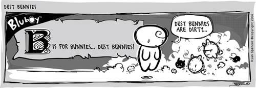 BluBoy: Daily - 'B' is for.... by bluBoyComics