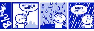 BluBOO: 06 Weeping Heart by bluBoyComics