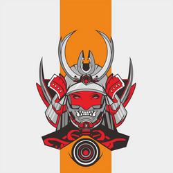 Qween x Samurai by ky27