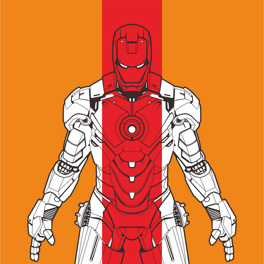 Iron Man - Mark IV by ky27