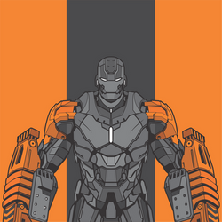 Iron Man Mark XXV by ky27