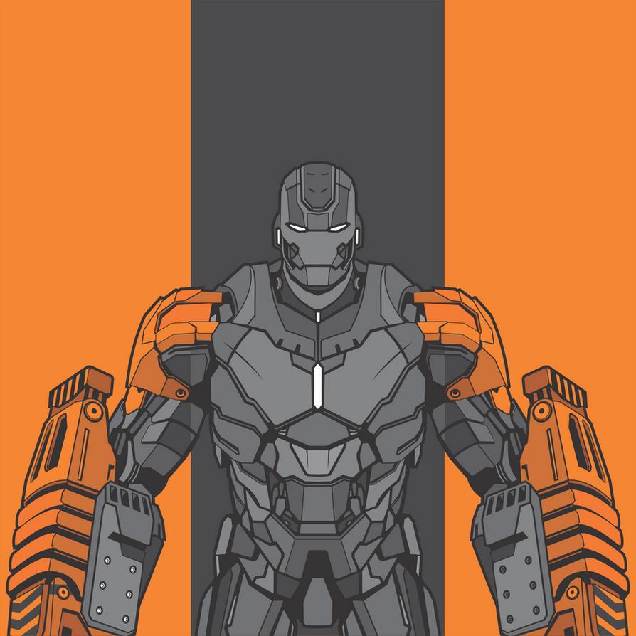 Iron Man Mark XXV by ky27
