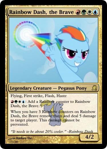 Rainbow Dash by jrk08004