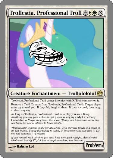 Trololololollestia by jrk08004