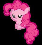 Baby Pinkie Pie Sitting