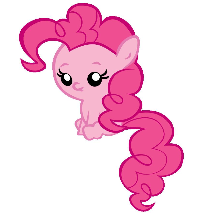 Baby Pinkie Pie Sitting by jrk08004 on DeviantArt
