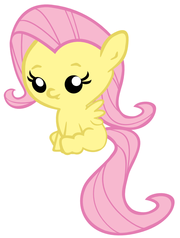 how to draw vector pony