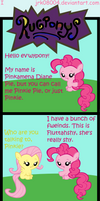 Rugponys I - Pinkie Introduces Fluttershy