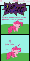 Rugponys II - Pinkie Senses Derpy by jrk08004