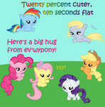 Hugs from my Tumblr