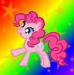 Pinkie Pie new art style