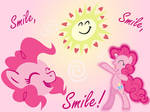 4:3 Smile Background