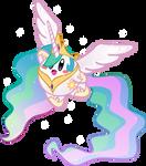 Princess Celestia Kirby