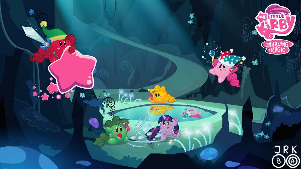 Too Many Pinkie Kirbies