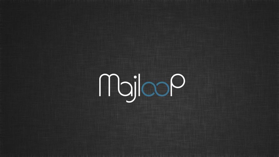 Logo done for the YouTube channel Majloop by SM0KKe on DeviantArt