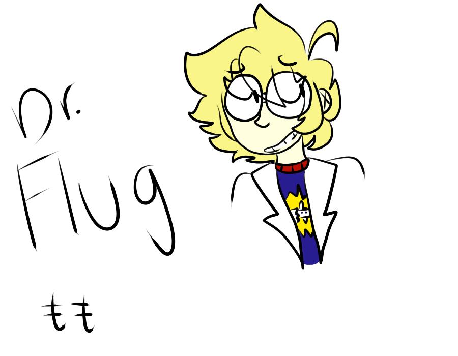 Dr. Flug by HoneyMunchkinArts