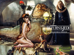 Katy Perry|Princess Leia Slave|Jabba The Hutt