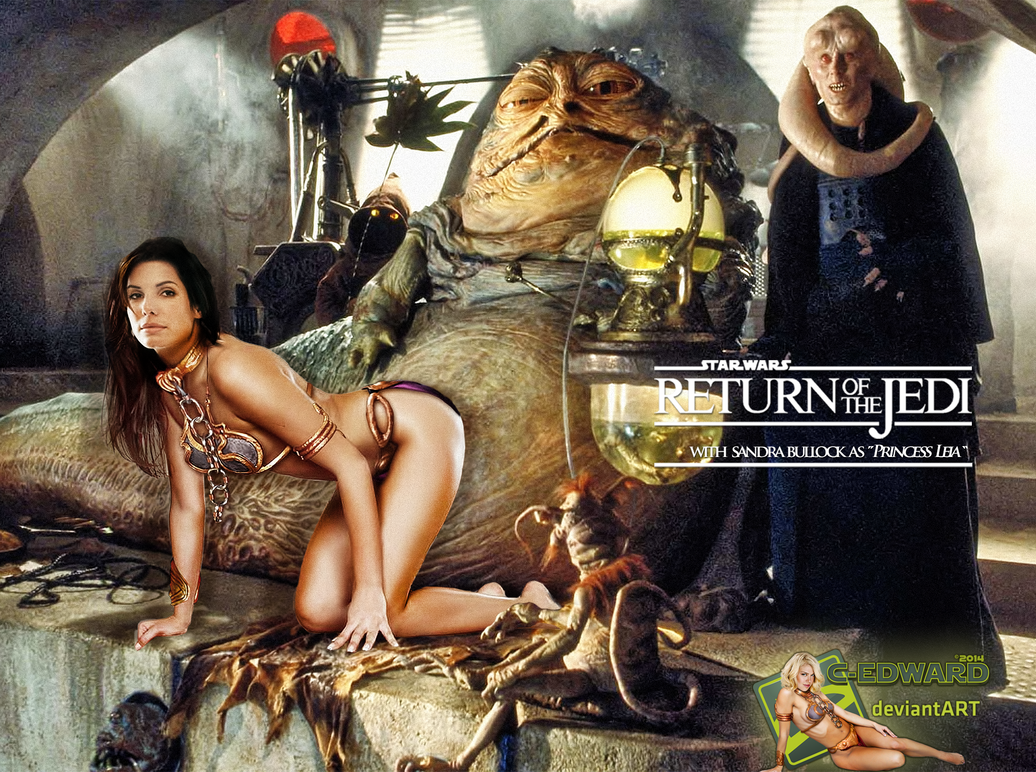 jabba the hutt with leia - Items in JasonCarlMorgan