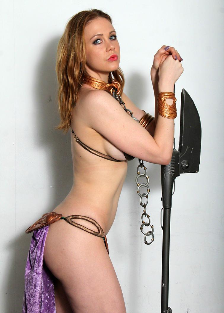 Princess Leia Slave Naked
