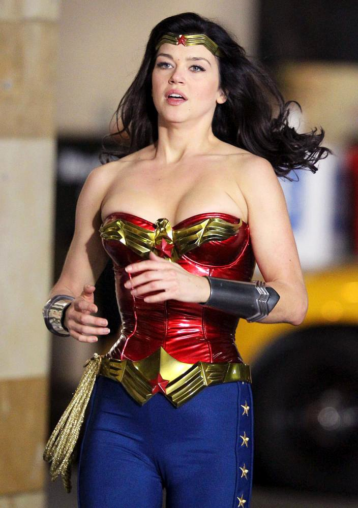 Wonder Woman Gal Gadot Talks About Her Workouts And Adding Pounds Of