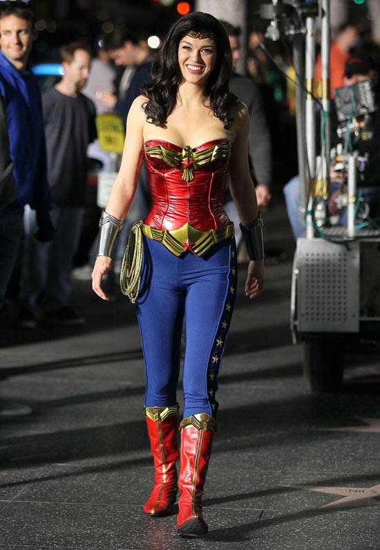 Adrianne Palicki | Wonder Woman by c-edward on DeviantArt