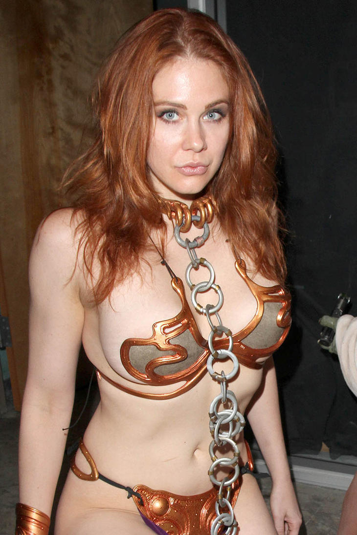 image Jennifer gold redhead and busty