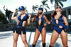 Erotic Lingerie Models   201   LM90   5220 by c-edward