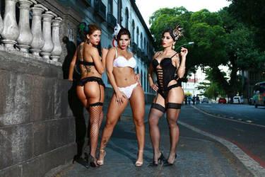 Erotic Lingerie Models | 203 | BB56 | 9HCC by c-edward