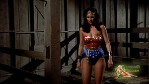 Lynda Carter | Wonder Woman | TV Serie | SQ029