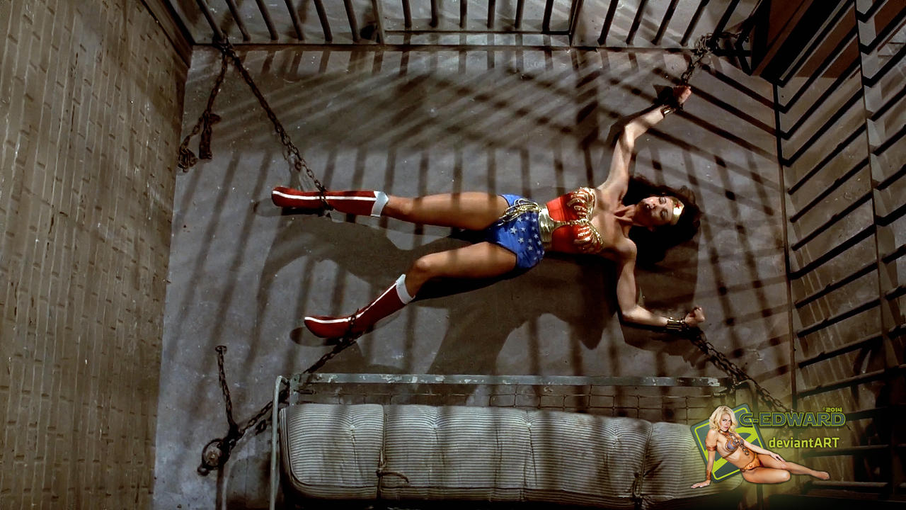 lynda carter wonder woman defeated
